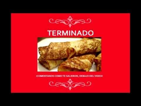 Receta de Panqueques para Celiacos