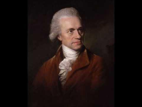 William Herschel (1738-1822) – Sinfonía para cuerdas nº 8 en Do menor