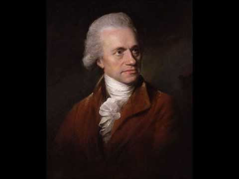 William Herschel (1738-1822) - Sinfonía para cuerdas nº 8 en Do menor
