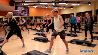 Functional step training