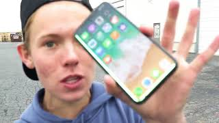 أول تحدي عربي - كسر آيفون X !! | First Arab Challenge - iPhone X Break !! |