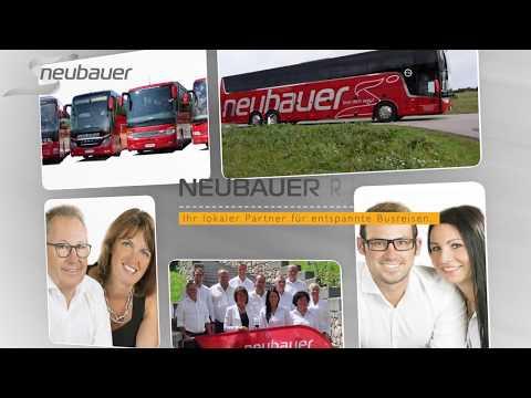 Imagevideo NEUBAUER Reisen - bus dich weg!