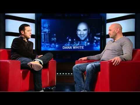 Dana White On Strombo: Full Interview