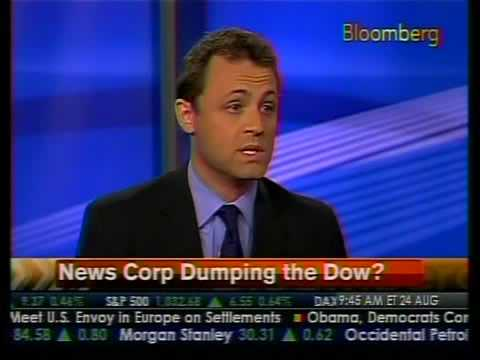 dow  bloomberg