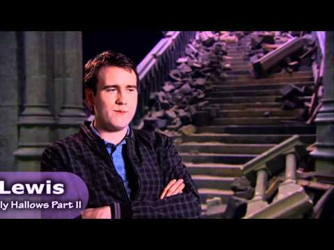 "Matthew Lewis Talks ""Neville Longbottom"" In 'Harry Potter and the Deathly Hallows Pt 2'"