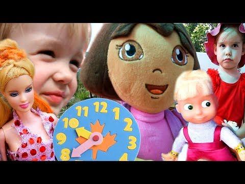 Даша Путешественница Соня и Лиза Следопыт 1 СБОРНИК 1 сезон все серии подряд Dora the Explorer