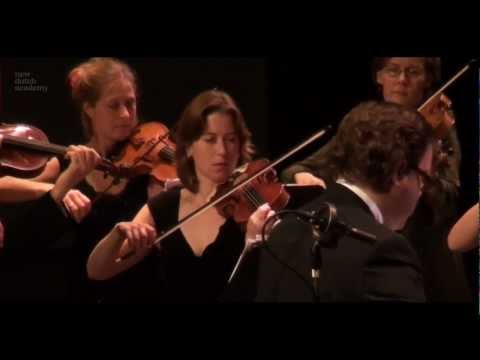 Joseph Haydn - &#39;the Clock&#39; Adagio-Presto &quot;The New Dutch Academy&quot;