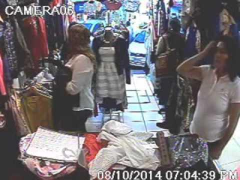 rata karla guadarrama roba tienda en texcoco