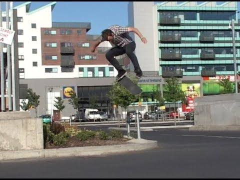 Skate Crates - Ireland June 2010 - Episode 3