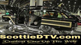 "1960 Ford Country Squire Wagon ""George Conrad's 1960 Ford Boss Squire""  2019 Detroit Autorama"