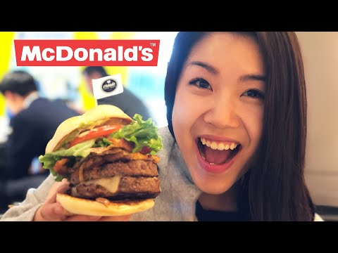 I Tried The Fanciest McDonald's In The World MP3