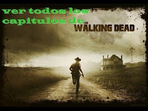 como ver todos los capítulos y todas las temporádas de the walking dead en español latino