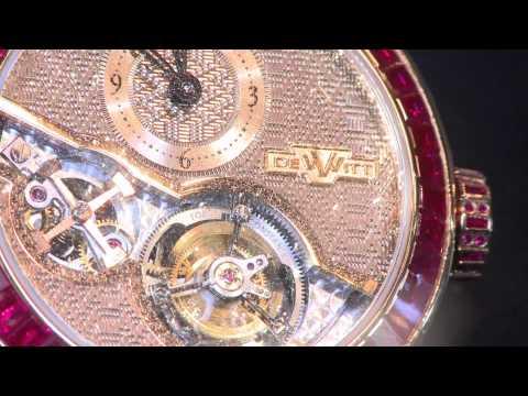 Arriving on Time: HKTDC Watch & Clock Fair 2014