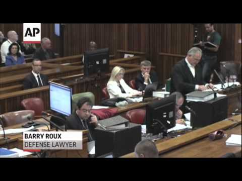 Prosecution Rests in Pistorius Murder Trial