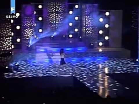Rebecca & DJ Fuego @ Miss Federacije 2012