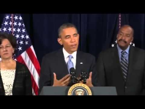 Candidate Obama debates President Obama on Government Surveillance