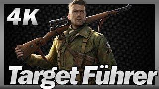 Sniper Elite 4 (PC) - 4K - Target Führer DLC - All Collectibles/Optional Objectives