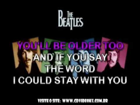 Beatles, The   When I'm Sixty Four