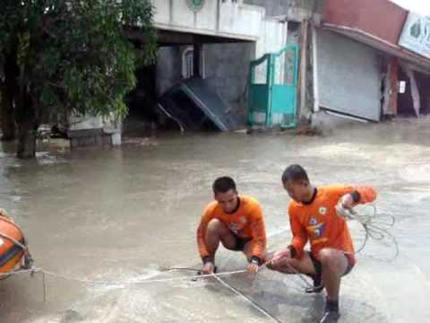 CARAEL, BOTOLAN, ZAMBALES - FLASH FLOOD...