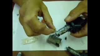 Ford Ignition switch disassembly,for Repinning