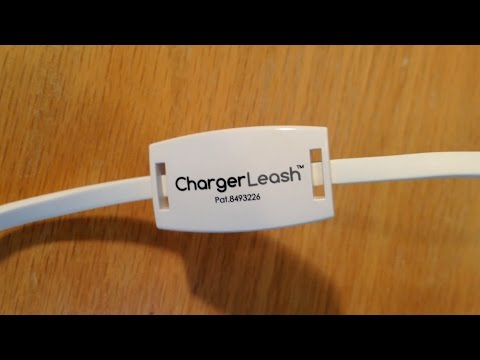 ChargerLeash Review The Charge and Sync iPhone Cable You Will Never Forget
