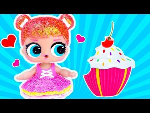 ЗАБОЛЕЛА НА ДЕНЬ РОЖДЕНИЯ! Мультик #ЛОЛ СЮРПРИЗ Школа Куклы Игрушки Для девочек