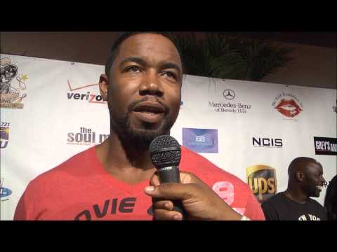 MCCN interviews Michael Jai White About Health and Fitness