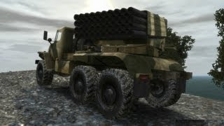 M-21 Grad Rocket Launcher v1 [GTA EFLC - Vehicle Mod]