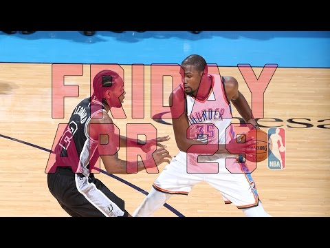 NBA Daily Show: Apr. 29 - The Starters