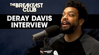 DeRay Davis On 'How To Act Black', Audition Stories, Comedy Beefs + More