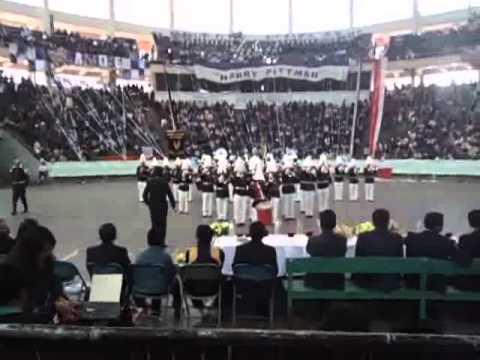 BANDA DE COLEGIO ADVENTISTA FRANZ TAMAYO EN IX ENCUENTRO DE BANDAS ADVENTISTAS
