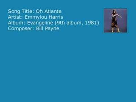 Emmylou Harris - Oh Atlanta