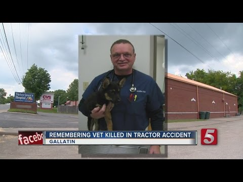 Veterinary Doctor Killed In Farming Accident