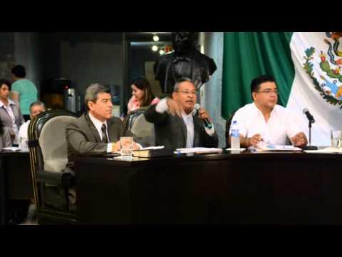 Participación sobre derrame de petróleo en Cadereyta - Dip. Eduardo Arguijo (PRD)