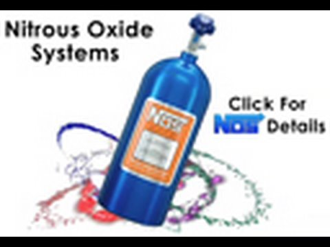 What is NOS ? - Nitrous Oxide Systems - How NOS creates power