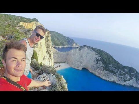 Backpacking Europe Trip (GoPro) Avicii - The Nights