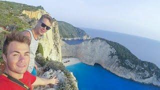 Backpacking Europe Trip Gopro Avicii The Nights