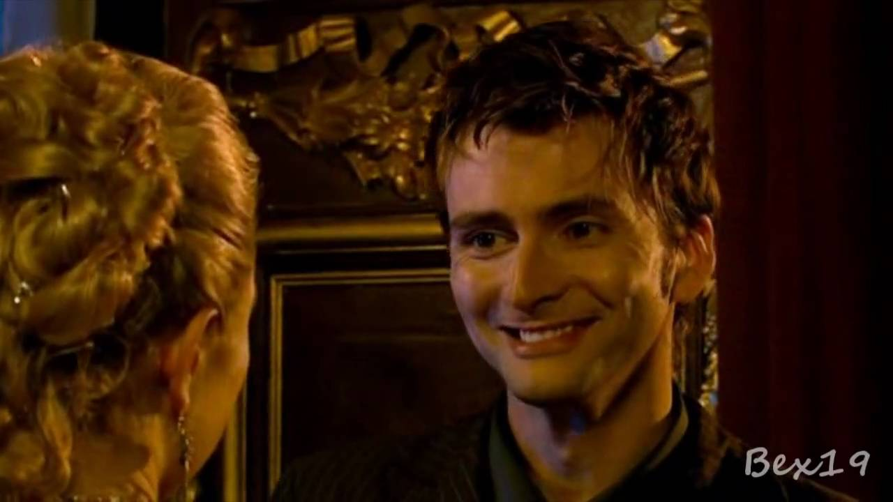 Tenth Doctor Smiling Doctor Who -10th Doctor Make