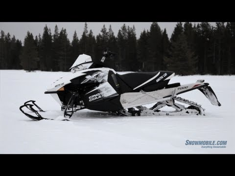 2014 Arctic Cat XF 7000 Cross Country SnoPro