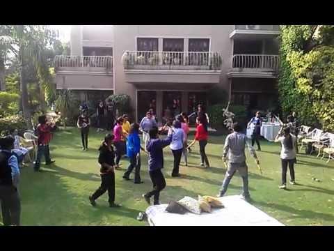 Dholi Taro Dhol Baaje - Sainik Farms - Delhi Dance Academy