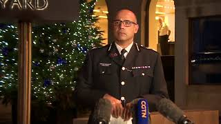 Live Stream  | Police Investigation on London Bridge shooting, stabbing | Britain Security Crime