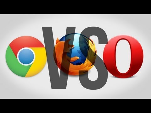 Browser Test: Chrome 19 vs Firefox 13 vs Internet Explorer 9 vs Opera 12 vs Safari 5.1