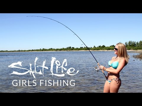 Fishing with the Salt Life Girls