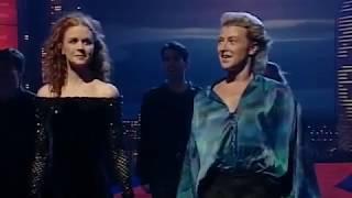 Riverdance At The Eurovision Song Contest 30 April 1994 Dublin Ariverdance20 001