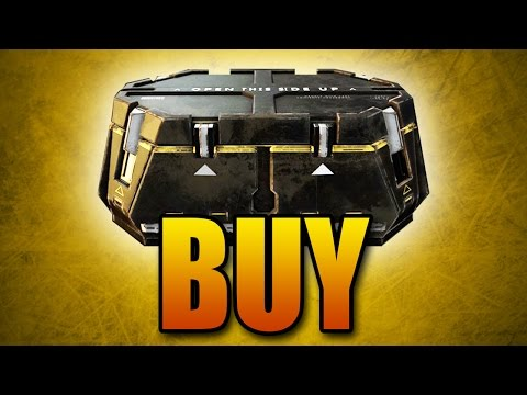 You Can Now Buy Supply Drops in Advanced Warfare! (Micro DLC Purchase)