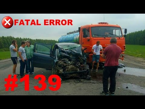 🚘🇷🇺[ONLY NEW] Russian Car Crash Compilation (22 July 2018) #139