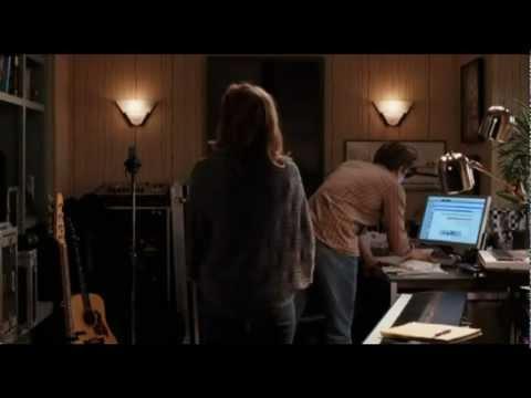 music and lyrics (making music scene)