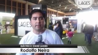 LAGIES Elegido el Mejor Stand de la FINCO 2012