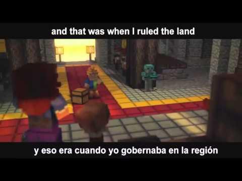 [sub Español] Minecraft   Fallen Kingdom   Viva La Vida video