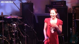 Jane Zhang 张靓颖 2009.03.29 Tokyo《Up Alone in West Tower/独上西楼》'a cappella